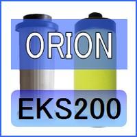 オリオン [ORION] EKS200互換エレメント(ACFフィルターKSF200B 臭気除去用)