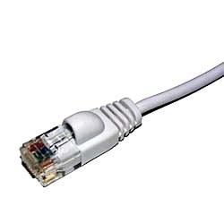 【メール便送料無料】ミヨシ スリムカテゴリー6準拠LANケーブル (1m・ホワイト) TWM-601W 税込価格